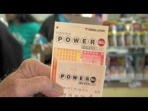Powerball Jackpot: Winning Lottery Numbers Earns Player Half Billion Dollars