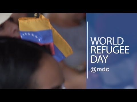 World Refugee Day @MDC  2017