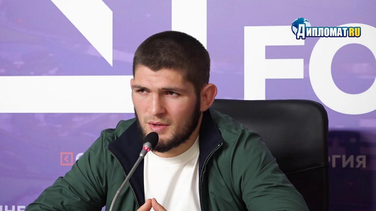 Хабиб Нурмагомедов раскритиковал Емельяненко и Кокляева за треш-ток