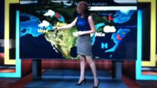 Repeat youtube video TWN Long Range Forecast (Denise Andreacchi)