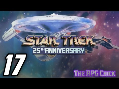 Let's Play Star Trek: 25th Anniversary (Blind), Part 17: Kirk's Fingers