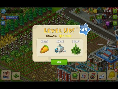 Township Level 49 Update 1 HD 720p