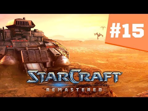 starcraft brood war видео