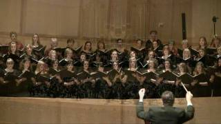 II.  Andante (Rutter Gloria) - University of Utah Singers