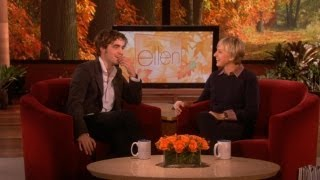 Memorable Moment: Robert Pattinson's 1st Appearance, Pt. 2