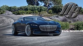 Mercedes Maybach Ultimate Luxury #165-  what car - Motorshow
