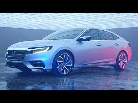 2019 Honda INSIGHT Prototype – Rival of Toyota PRIUS? NOT Anymore!!!