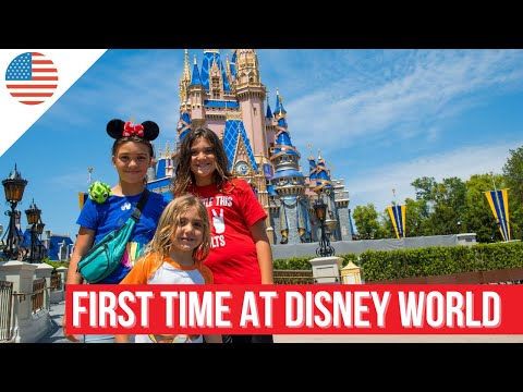 Our first family trip to DISNEY WORLD - Family Travel