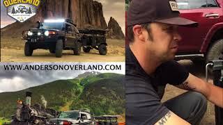 Smittybilt Scout Trailer Walkaround by Anderson Overland