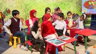 Kids Time: Programme 16  (Urdu & English)