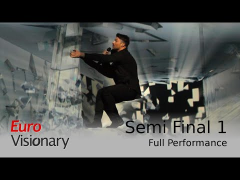 Sergey Lazarev - You Are The Only One (Russia) Eurovision 2016 Semi-final 1