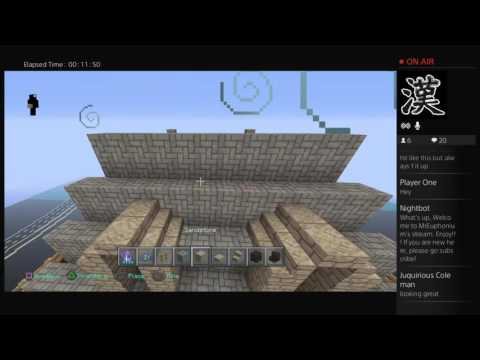 Best Minecraft PS4 City Livestream 9