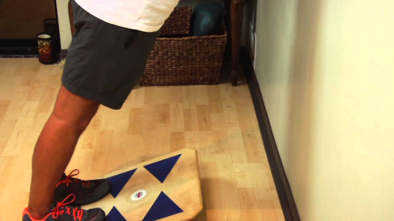 Slant Board For Calf Stretch Yoga Stretching Amp Exercises Youtube