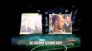 DENNIS PRAET WINT GOUDEN SCHOEN 2014