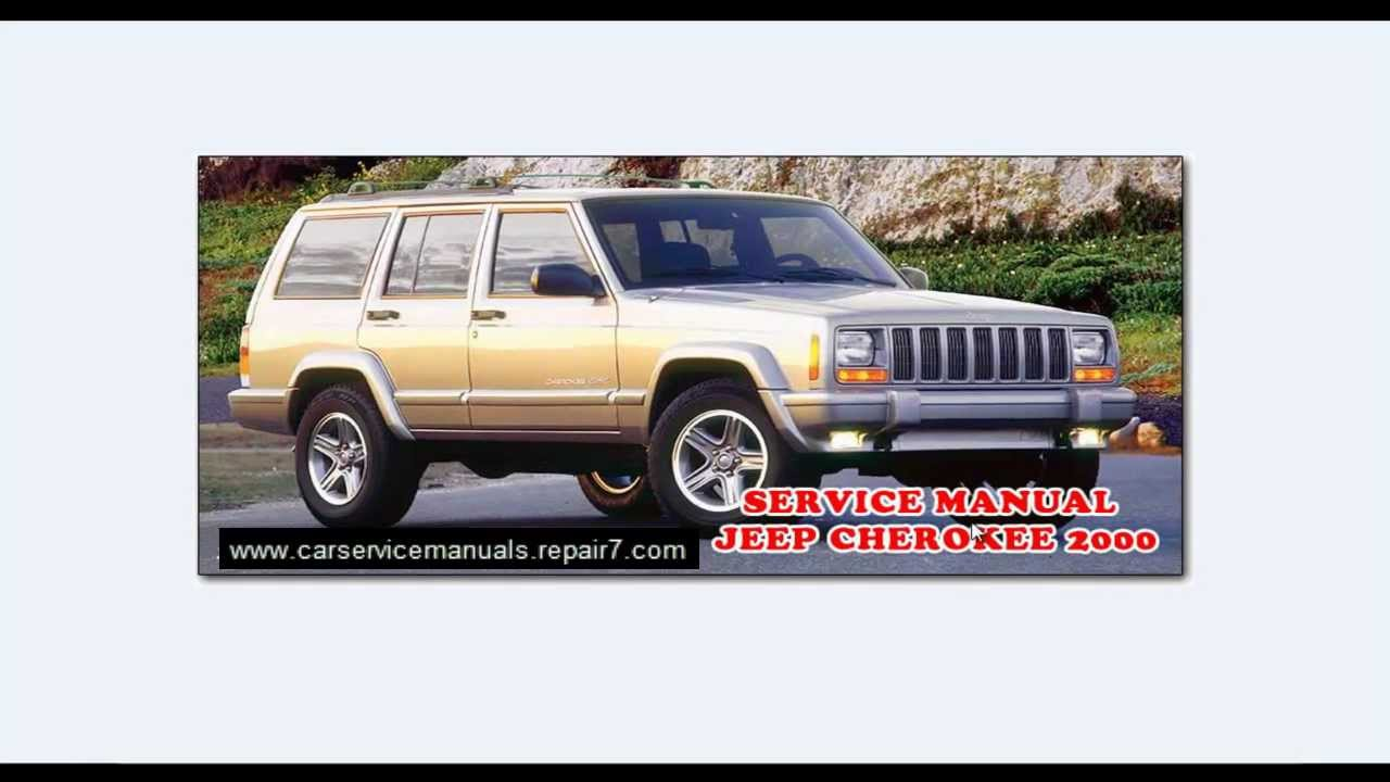 jeep cherokee 2000 jeep grand cherokee problems service manual rh youtube com 2000 jeep cherokee sport owners manual download 2000 Jeep Cherokee Repair Manual
