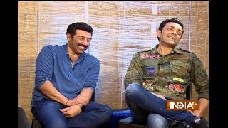 Poster Boys: Sunny and Bobby Deol reveal interesting details about their film