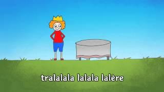 « J'aime la galette » - Mister Toony interprété par Mister Toony. ▽...