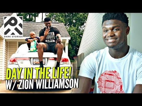 Zion Williamson: Day In The Life!! Up Close & Personal w The #1 Player In High School