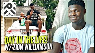 Download Zion Williamson Day In The Life By Park Stories! Up Close & Personal w/ The #1 Player In High School Mp3 and Videos