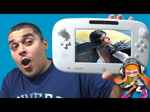 Wii U - Unboxing e Primeiras Impressões