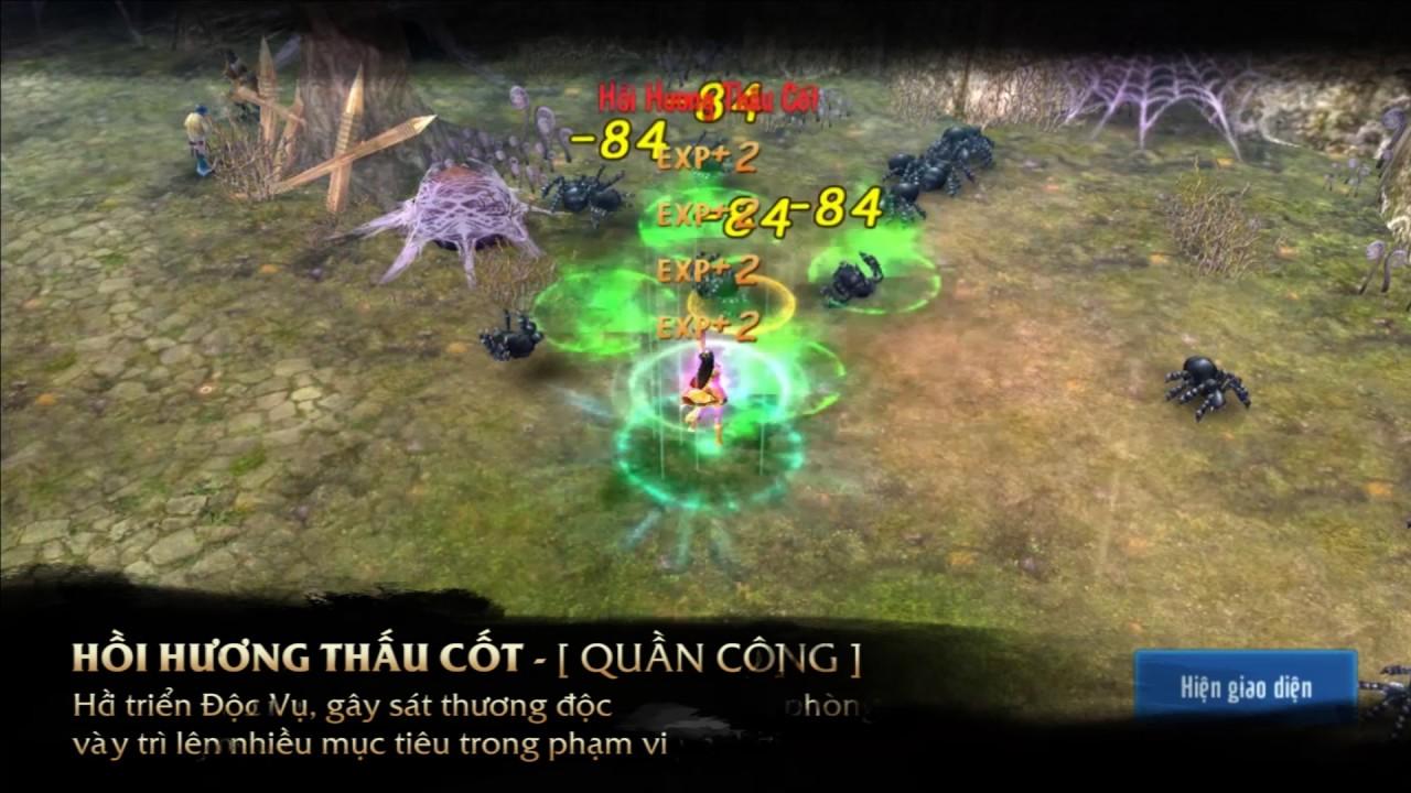 [Game Thiện Nữ U Hồn Mobile] – Giới Thiệu Môn Phái Y Sư