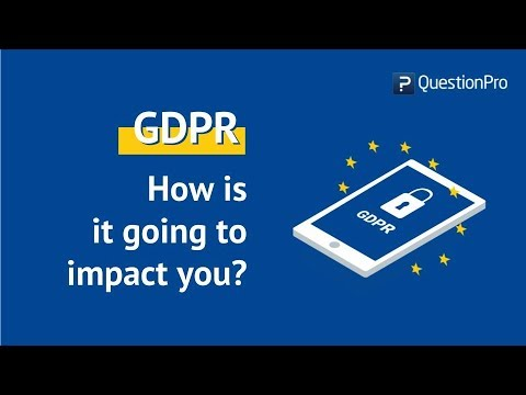 GDPR - How is it going to impact you?
