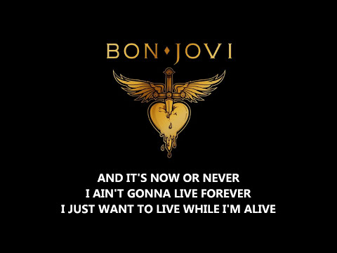 Bon Jovi - It's My Life Karaoke (Original)