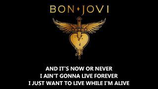Bon Jovi - It's My Life Karaoke (Original)
