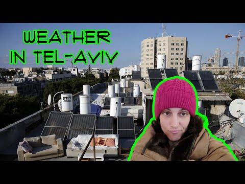 WEATHER IN TEL-AVIV – Avoid The Culture Shock