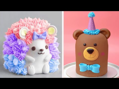 Top Fondant Cake Decorating Compilation | Easy Cake Decorating Ideas | So Easy Cakes Recipes