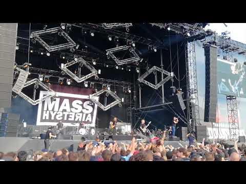Mass Hysteria  Contraddiction  @ Download 2018