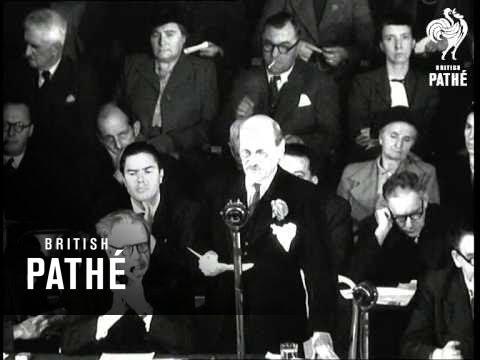 Labour Plans The Campaign (1951)
