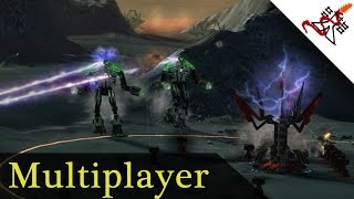 Supreme Commander: Forged Alliance Multiplayer (4P) - Experimental Wars [1080p/HD]