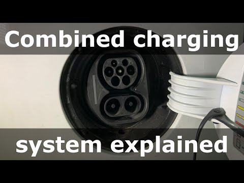 Combined Charging System (CCS) Explained