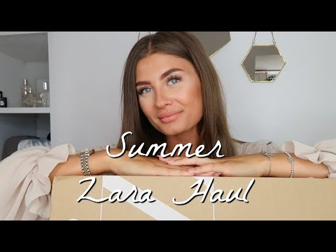 Summer Zara Haul | Try On | AMY-BETH
