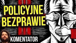 Policja w Polsce w Siedlcach Pomyliła Adresy - Napadła Ludzi i Udaje Ofiary - Komentator Analiza