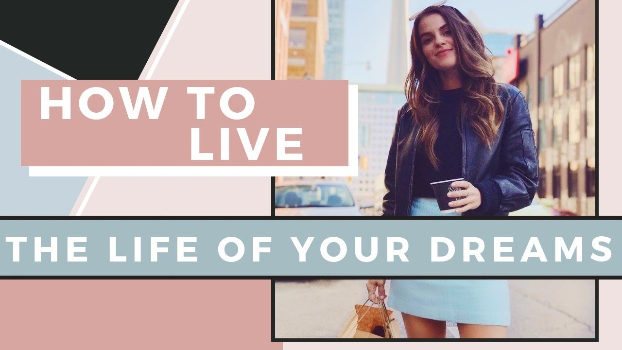 How To Live Your Dream Life ✨ 7 Healthy Habits To Change Your Life
