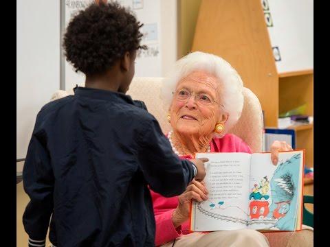 The Barbara Bush Literacy Effect