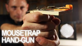 Repeat youtube video Make a Mousetrap Gun That Shoots!