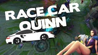 Glitz - League Of Legends - Funny moments , Vayne's bm , Queen race car .