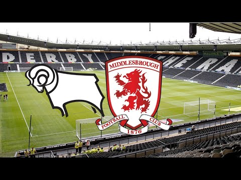 Matchday!! Home vlog!! Derby County vs Middlesbrough