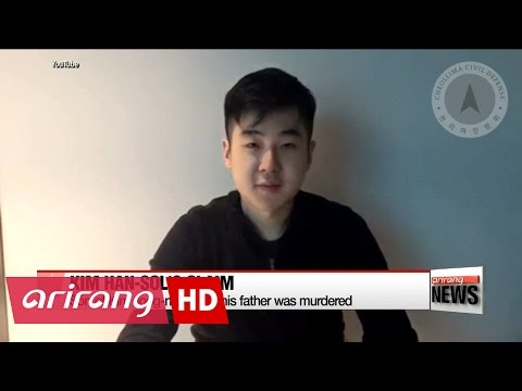 Kim Jong-nam's son says his father was murdered