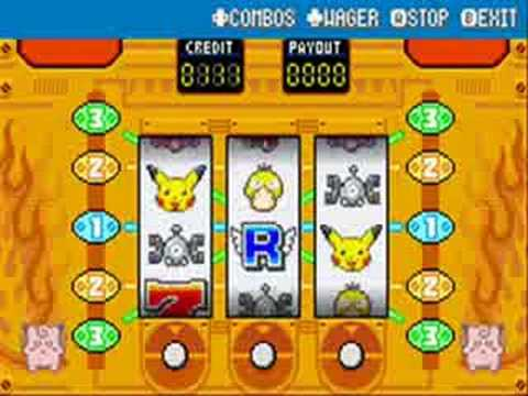 pokemon platin casino