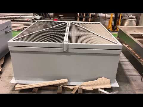 Getting ready to ship GT and DG Naval Air Intake Systems