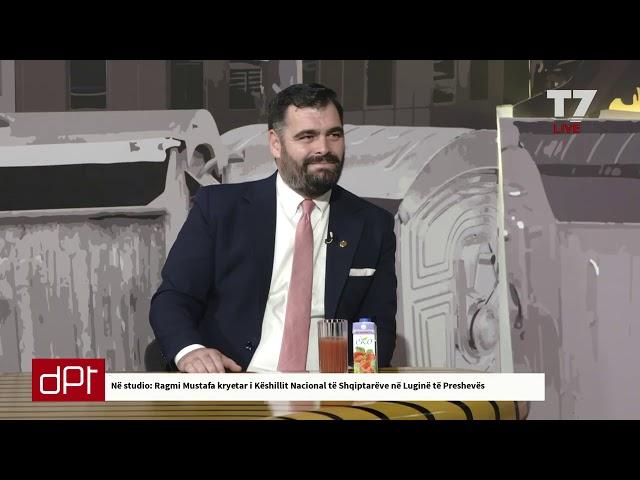 DPT, Ragmi Mustafa - 28.10.2020