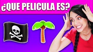 Adivina la Pelicula con Emojis! 🤔 🔍️Cuántas Puedes Adivinar? 😅 Sandra Cires Play