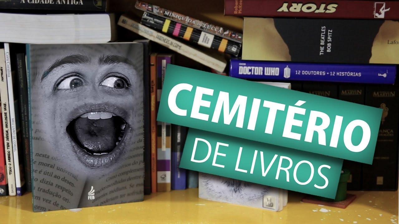 CEMITÉRIO DE LIVROS