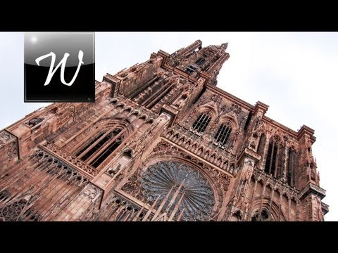 ◄ Strasbourg Cathedral,