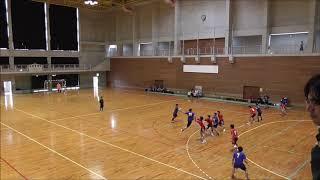 2019/2/11 沖縄県総合ハンドボール選手権大会 WIDE-名桜大 前半