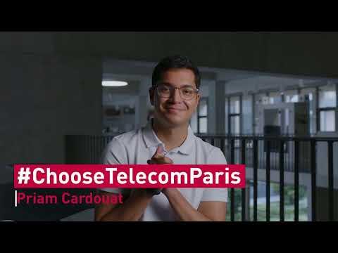 [Admissibles #ChooseTelecomParis] Témoignage de Priam Cardouat